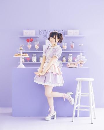 声優・諏訪ななかのデビューアルバム「So Sweet Dolce」が2020年4月15日に発売決定!