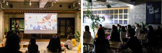 『池尻ショートフィルム vol.5 ~新年に感性をくすぐる短編映画上映会~』をBPMにて開催(1/22)