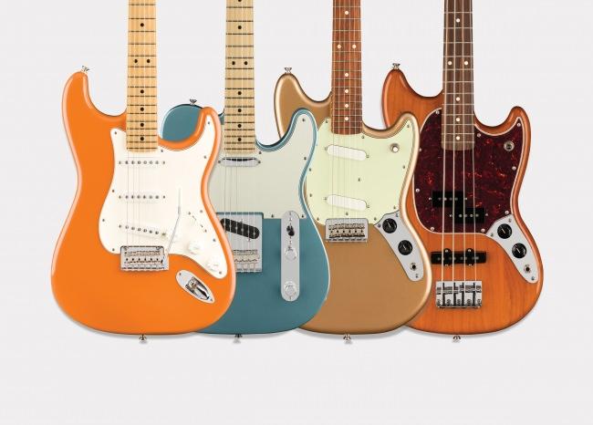WINTER NAMM 2020新製品情報:フェンダーが2020年のエレクトリックギター&ベース新製品を発表