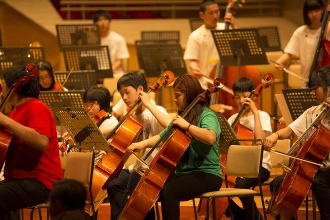 東日本大震災から9年、福島県相馬市、岩手県大槌町などの子どもたちと世界9カ国の子どもたち350人が奏でる「第9」【世界子ども音楽祭2020 in 東京開催】