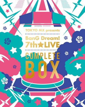 Blu-ray「TOKYO MX presents『BanG Dream! 7th☆LIVE』」全4形態オリコン週間ミュージックBlu-ray DiscランキングにてTOP10入り!