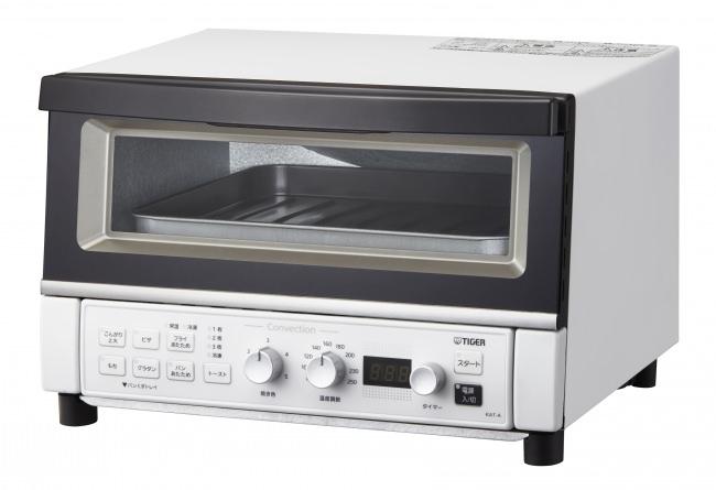 TIGER コンベクションオーブン&トースター<やきたて>KAT-A130