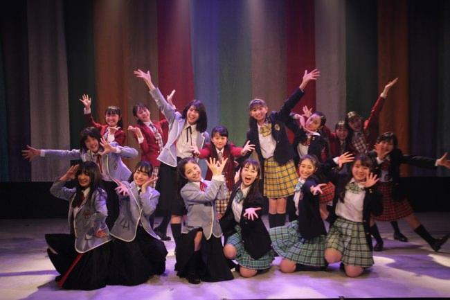 少女歌劇団・ローファーズハイ‼卒業式で涙の別れ…新メンバーと新衣装も初披露!