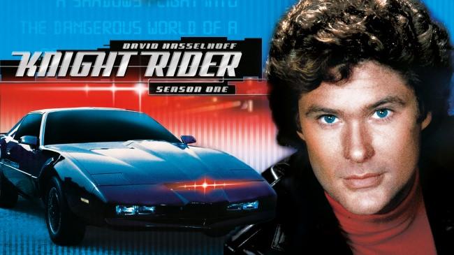 第4位「ナイトライダー」 © 1982 Universal City Studios, Inc. All Rights Reserved.