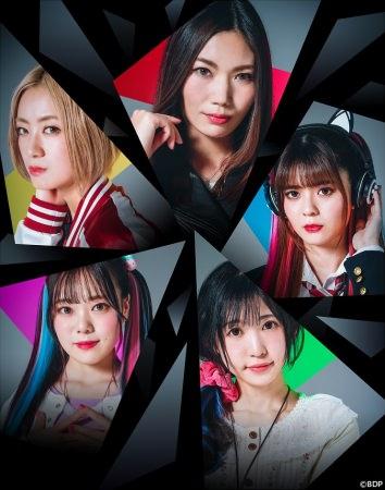舞台「We are RAISE A SUILEN〜BanG Dream! The Stage〜」キービジュアル第1弾を初解禁!