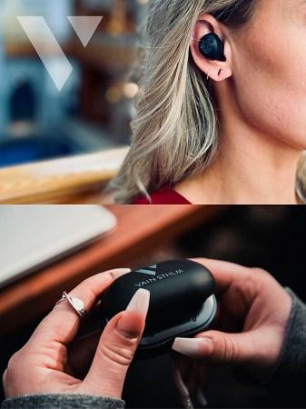 【VAIN MOVE】【スウェーデン発/連続9時間再生/Qualcomm aptX対応】豊かな高音と低音が織りなす臨場感抜群のワイヤレスイヤホンのクラウドファンディングを開始!