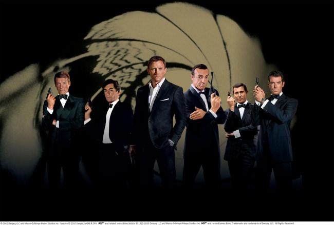 6ヶ月連続!完全特集「007」~6月からシリーズ一挙放送!~