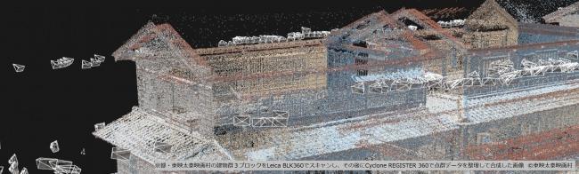 東映ツークン研究所が3Dスキャナーを導入してデジタルセットの制作フロー変革とクオリティアップを実現