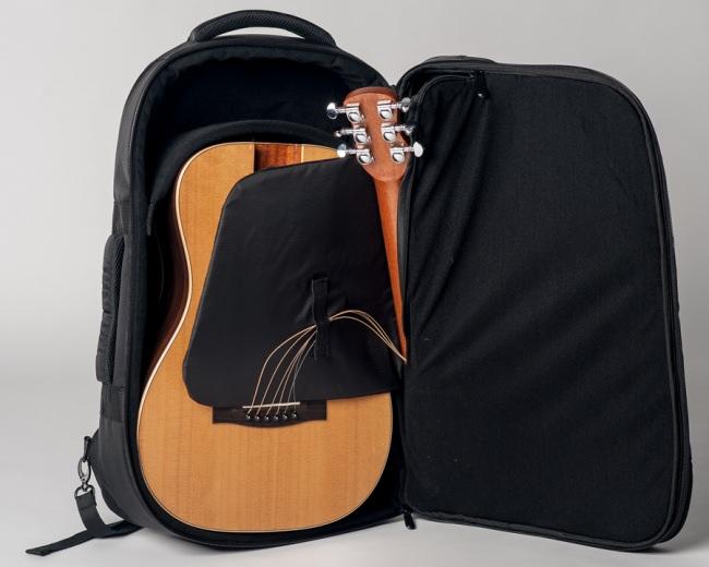 【新生活スタートに】新発想のトラベルギター、Journey Guitars