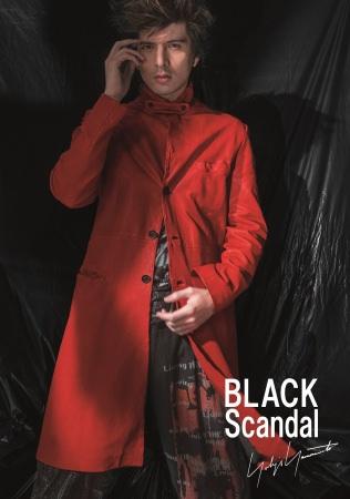 BLACK Scandal Yohji Yamamoto 2020-21AW Collection 6月19日展開スタート