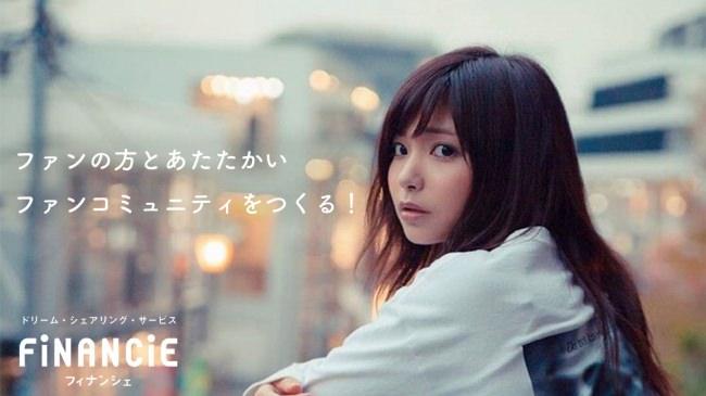 西谷麻糸呂がさらなるチャレンジに向けて新たに「FiNANCiE(フィナンシェ)」でトークン&コレクションカードを販売開始!