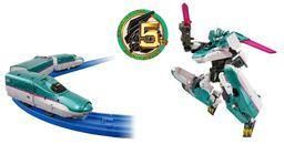 『新幹線変形ロボ シンカリオン』 5周年記念!プラレール新製品と各種キャンペーンのご案内