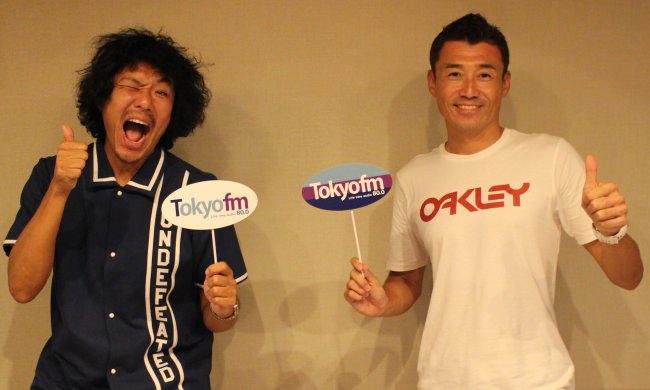 トータルテンボス・藤田憲右が小学生スポーツを応援!著名アスリートや指導者と考える、小学生スポーツの未来!TOKYO FM新番組『FunSpo!』