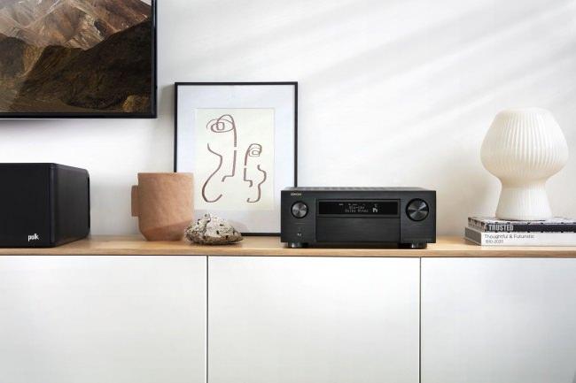[Denon新製品] 世界初の8K対応AVアンプ「AVR-X4700H」、「AVC-X6700H」