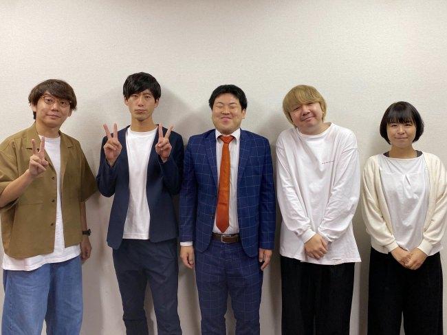 audiobook․jpとK-PROが共同開催の「お笑いスター発掘ラジオバトル」、ひつじねいりがseason1優勝コンビに決定