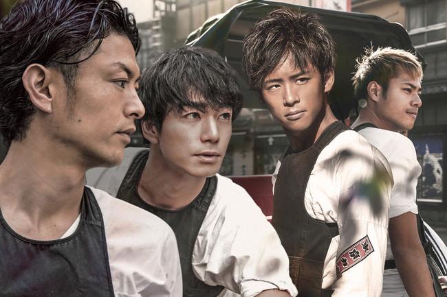 東京力車 無観客配信ライブ開催&レーベル移籍を発表