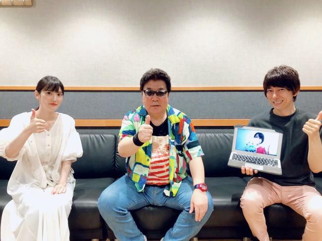 9月12日(土)の放送に、声優・玄田哲章が登場!TOKYO FM『羽多野渉と古賀葵 コエ×コエ』リスナーの心に残る『コトバ』をドラマ化羽多野渉・古賀葵・玄田哲章の3人で演じます。