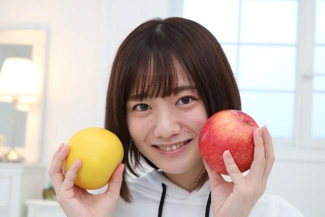 ASMR×アイドル×フルーツ!新感覚バラエティ「果汁女子」制作決定!