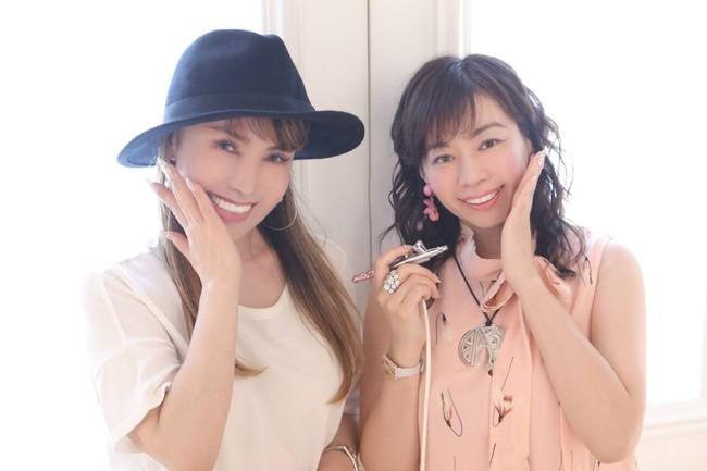 左:武藏莉衛、右:江口陽子