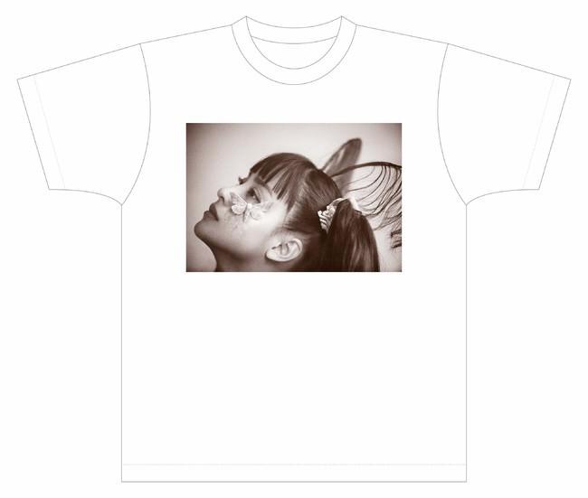 フォト Tシャツ(ホワイト)