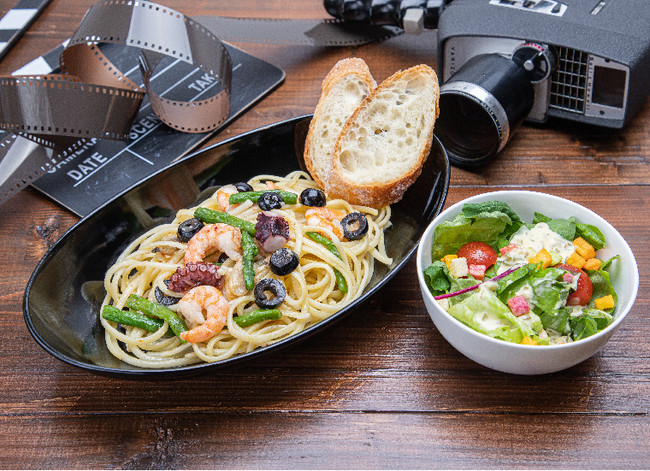 Choice Your Songs Pasta Plate[15th シーフードパスタ]