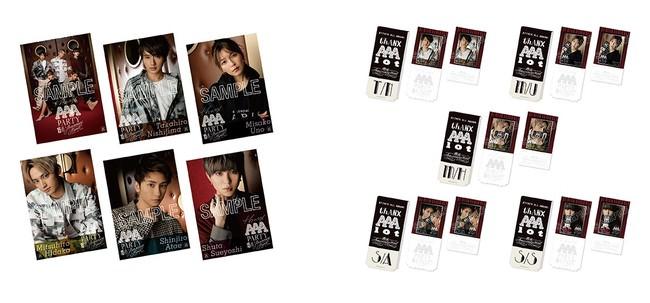 A2ポスター[WINTER ver.](全5種)、チケットメモ(全5種)