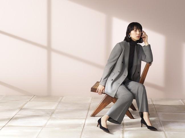 オーダーメイドブランド『KASHIYAMA』 女優・夏帆さん、俳優・宮沢 氷魚さんを起用した 2020年 秋冬プロモーションを展開