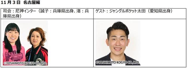 <11月3日名古屋編> © 2020 foodpanda