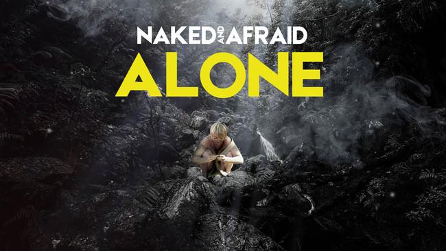 全裸サバイバルに挑む、話題の新番組が日本上陸「THE NAKEDアローン」11月12日より放送・配信スタート!