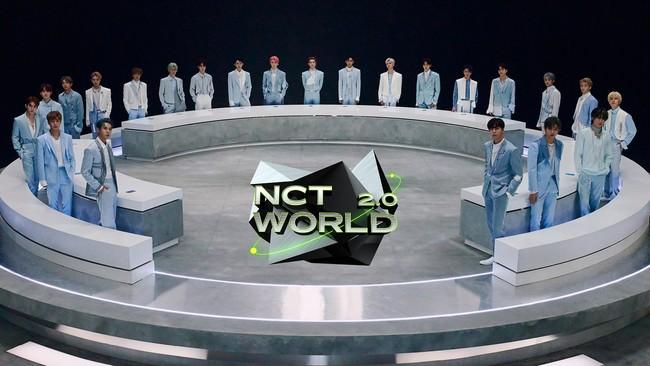 """NCT の新プロジェクト""""NCT 2020""""の単独リアリティ番組をオンエア!「NCT WORLD 2.0 字幕版」12 月 13 日 17:00~ 日本初放送!"""