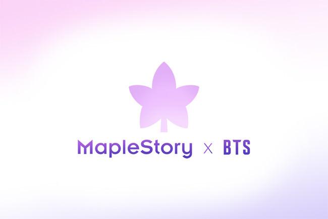 『メイプルストーリー』と『メイプルストーリーM』で、グローバルスーパースター「BTS」とのコラボレーションが決定!