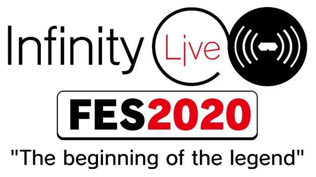 『Infinity Live FES2020』を 2020年12月12日(土)・13日(日)に生配信で開催!