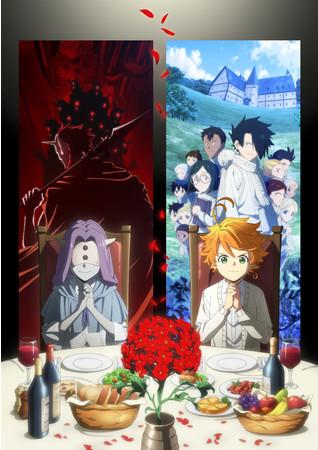 TVアニメ「約束のネバーランド」Season 2 Blu-ray&DVD発売決定!Season 1 & 2劇伴を収録したOST発売決定!