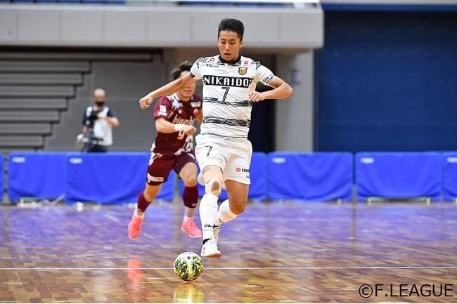 Fリーグ2020-2021 ディビジョン1「バサジィ大分 vs 立川・府中アスレティックFC」テレビ放送決定のお知らせ