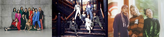 LDH所属アーティスト8グループによる豪華3公演をWOWOWで放送・配信決定!