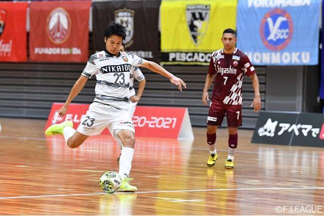 Fリーグ2020-2021 ディビジョン1「バサジィ大分 vs. エスポラーダ北海道」テレビ放送決定のお知らせ