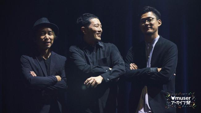 【音楽ライブ配信 MUSER】Jazztronik Trio LIVEによる『Jazztronik Trio LIVE』の再配信が2/13に決定!!