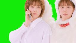 """新ブランド「LINEMO(ラインモ)」 本田翼さんが一人二役でノリノリ&キュートな""""ラインモダンス""""を披露!"""