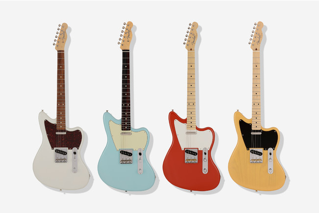 MADE IN JAPAN 2021 LIMITED OFFSET TELECASTER®