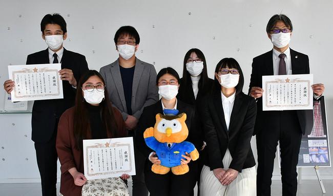 3年連続で愛知県警採用広報アニメーションをHAL名古屋の学生が制作!愛知県内の映画館にてCMとして上映されます