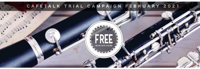 フルート、オカリナ、リコーダーetc【最大3回無料】オンライン管楽器レッスン受講モニター10名募集開始
