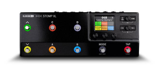 Line 6 アンプ/エフェクト・プロセッサー『HX Stomp XL』