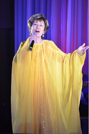 扇ひろ子 歌手生活55周年記念ディナーショー