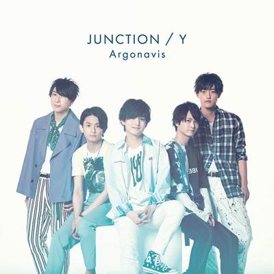 『JUNCTION/Y』通常盤Btype