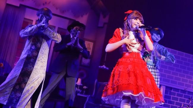 きゃりーぱみゅぱみゅ  約1年2か月ぶりに開催された有観客ライブの模様をGYAO!と5G LABにて独占配信!
