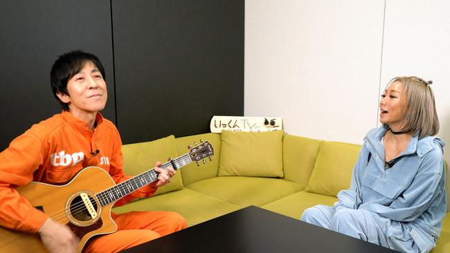 ELT いっくんと倖田來未が公式YouTubeチャンネルで初コラボ!「Dear My Friend」と「愛のうた」のセッション動画を公開