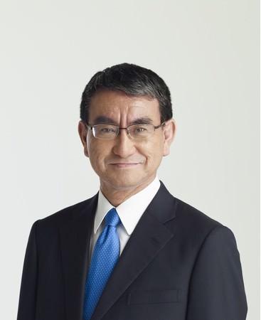 行政改革担当大臣 河野太郎氏