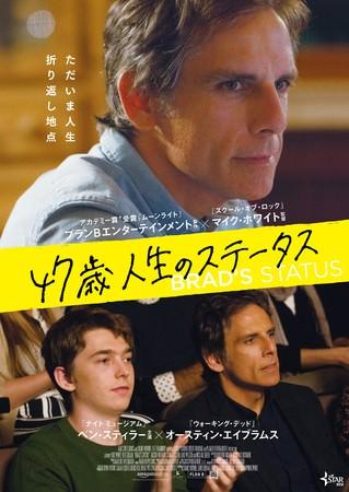 ベン・スティラーの特別インタビュー公開!!2021年最高の人生讃歌!映画『47歳 人生のステータス』【STAR CHANNEL MOVIES作品】