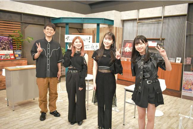 アンジュルムの冠レギュラー番組が6月23日(水)よりスタート!『アンジュルムのハロプロ!TOKYO散歩』アンジュルムの新たな魅力を発見するバラエティ