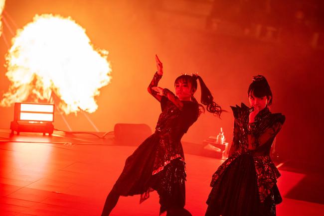 「10 BABYMETAL BUDOKAN 〜LEGEND〜」いよいよ、6月26日(土)放送&配信!えりすぐりの楽曲で構成したWOWOWバージョンでお届け!
